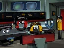Google doodle & Star Trek