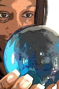Webben i kristallkulan